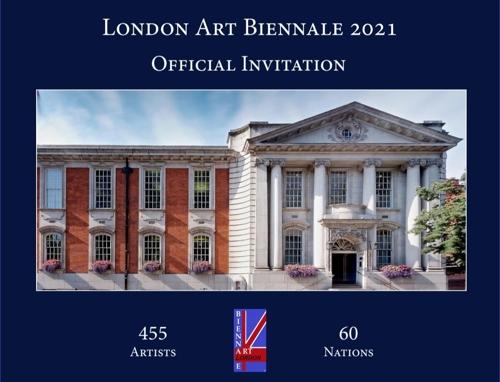 London Art Biennale 2021 image