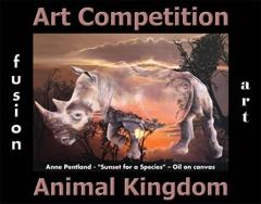 6th Annual Animal Kingdom Art Competition image