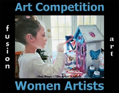 4th Annual Women Artists Art Competition image