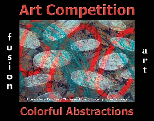 7th Annual Colorful Abstractions Art Competition image