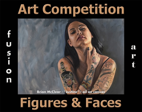 7th Annual Figures & Faces Art Competition image