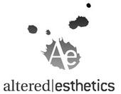 Altered Esthetics logo