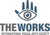The Works International Visual Arts Society Gallery logo