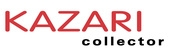 KAZARI collector logo