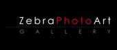 Zebra Photo Art Gallery logo