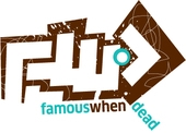 Famous When Dead Gallery  logo