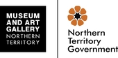 Museum and Art Gallery of the Northern Territory logo