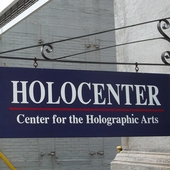 Center for the Holographic Arts logo