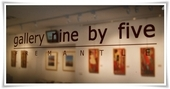 Gallery Nine by Five Fremantle logo