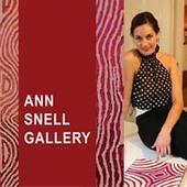 Ann Snell Gallery logo