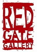 Red Gate Gallery logo