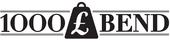 1000 £ Bend  logo