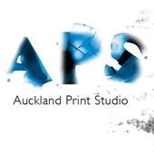Auckland Print Studio logo