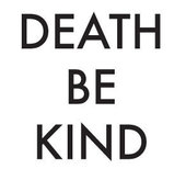 DEATH BE KIND logo