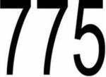 775 gallery logo