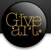 Give Art logo