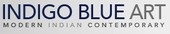 Indigo Blue Art logo