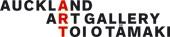 Auckland Art Gallery Toi o T?maki logo