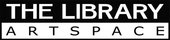 The Library Artspace logo