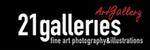 21galleries logo
