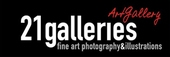 21galleries logo