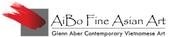 AiBo Fine Asian Art - Glenn Aber Vietnamese Contemporary Art logo
