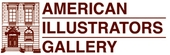 American Illustrators Gallery logo