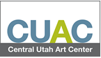 Central Utah Art Center (CUAC) logo