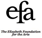 The Elizabeth Foundation for the Arts logo