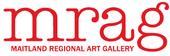 Maitland Regional Art Gallery (MRAG) logo