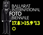 2013 Ballarat International Foto Biennale logo