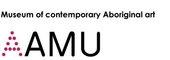 AAMU, Museum of Contemporary Aboriginal Art logo