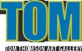 Tom Thomson Art Gallery logo