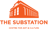 The Substation Centre for Art and Culture logo