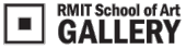 RMIT School of Art Gallery logo