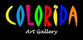 Colorida Art Gallery logo