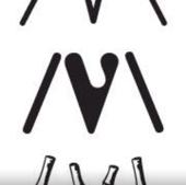 /V\inibar /\rtistspace logo