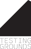 TESTING GROUNDS logo