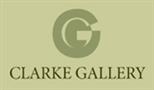 Clarke Gallery logo