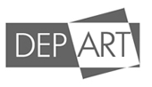 Dep Art gallery  logo