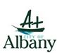 Albany Art Prize logo