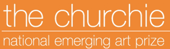 Churchie National Emerging Art Award logo