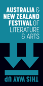 Australia & New Zealand Festival of Literature & Arts logo