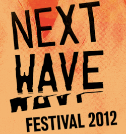 2012 Next Wave Festival logo