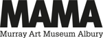 Murray Art Museum Albury logo