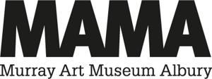 Murray Art Museum Albury logo