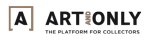 ArtAndOnly - The Platform for Art Collectors logo