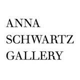 Anna Schwartz Gallery Melbourne logo