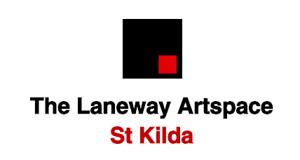 The Laneway Artspace logo
