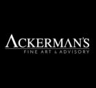 Ackerman's Fine Art logo